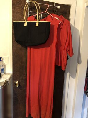 Ladies dress with jacket for Sale in Houston, TX