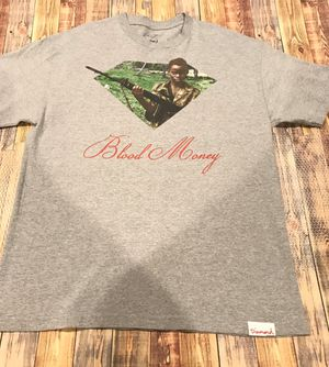 Diamond Supply Co Blood Money Tee for Sale in Los Angeles, CA