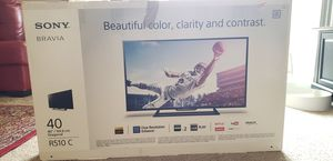 Sony Bravia 40 inch TV for Sale in Irving, TX