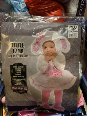 Little lamb costume for Sale in Lynnwood, WA