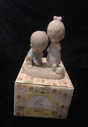 Precious Moments Thou Art Mine for Sale in Plainfield, IL