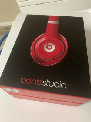 Beats Studio Headphones for Sale in Jacksonville, FL