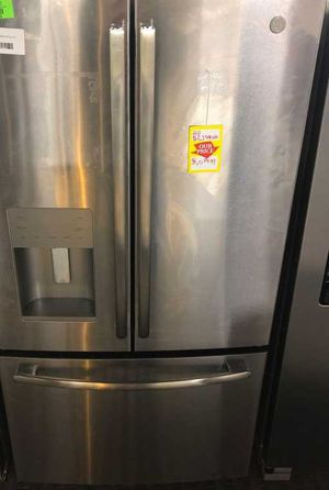 GE Stainless Steel French Door Refrigerator 💲💲 75P for Sale in Plano, TX