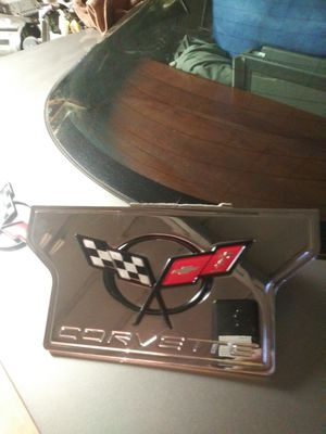 C5 Corvette Exhaust Enhancer Plate for Sale in Tucson, AZ