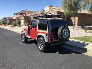 Jeep Wrangler for Sale in Buckeye, AZ