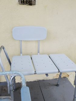 shower or drying off. seat for someone who can't stand for to long for Sale in Los Angeles,  CA
