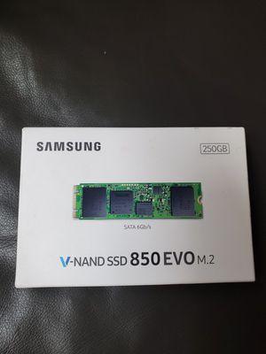 V-NAND SSD 850 EVO M.2 for Sale in McKinney, TX