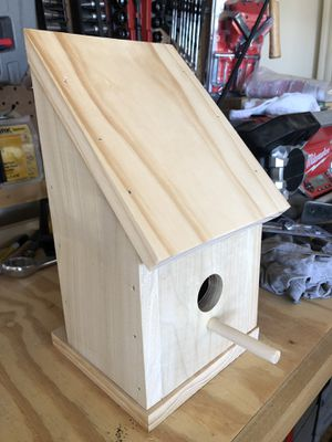 Handmade bird homes for Sale in Lawton, OK