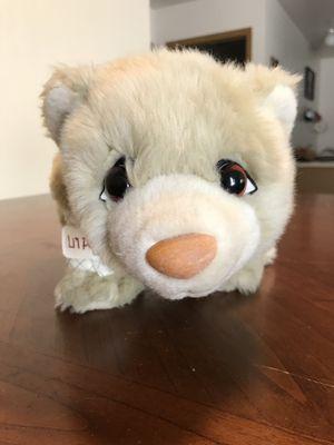 "Vintage 15"" Big Li'l Lil Little Pet Hospital Tan Teddy Bear Toy Stuffed Plush for Sale in Taylorsville, UT"