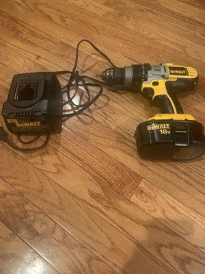 DeWalt 18V Drill for Sale in Medford, MA