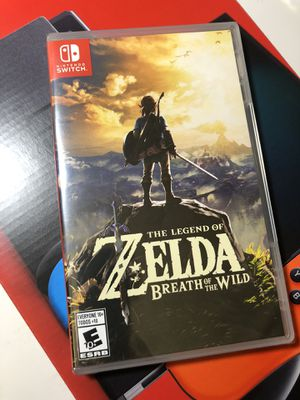 Brand New—Legend of Zelda: Breath of the Wild for Sale in Irvine, CA