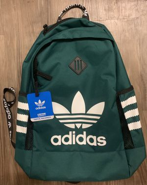 Adidas backpack green for Sale in San Dimas, CA
