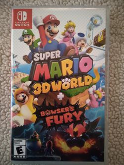 Super Mario 3D World (Nintendo Switch) for Sale in Los Angeles,  CA