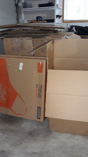 Moving boxes, for Sale in Vancouver, WA