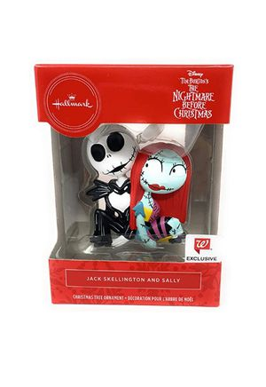 🎃Hallmark Ornament Walgreens Exclusive Nightmare Before Christmas 🎃 for Sale in Visalia, CA