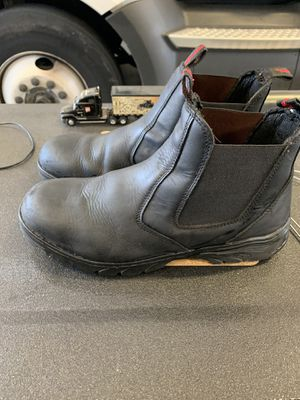 size 14 Snap on work boots carb steel toe for Sale in Newport News, VA