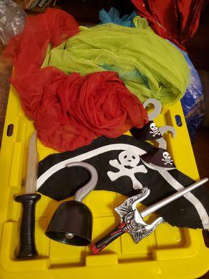 HALLOWEEN COSTUMES PUMPKINS ETC for Sale in Orlando, FL