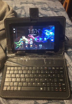 RCA Tablet and keyboard for Sale in Moneta, VA
