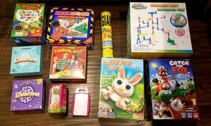 Games & Puzzels for Sale in San Gabriel, CA