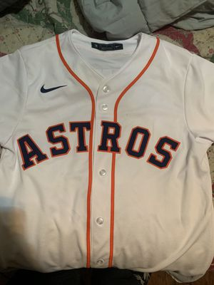 Astros size small fits like a medium I'm not sure for Sale in Houston, TX