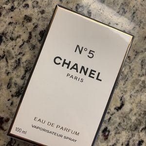 Chanel N'5 Perfume. NWT for Sale in Alpharetta, GA