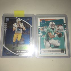 Justin Herbert And Tua Tagovialoa From Absolute Football for Sale in San Leandro,  CA