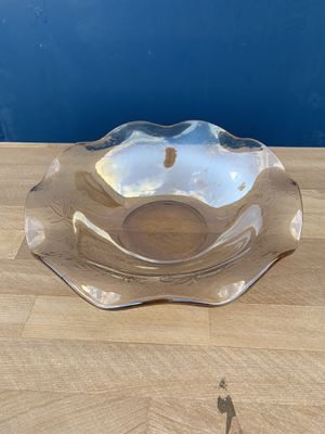 Depression Glass Serving Dish for Sale in Washougal, WA