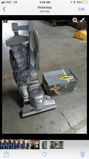 The ultimate g series kirby vacuum used in excellent and working condition for Sale in Pico Rivera, CA