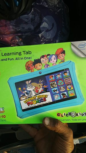 Epik learning tab for Sale in Seattle, WA