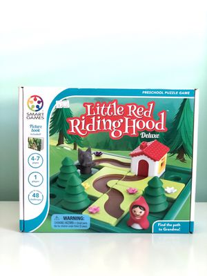 Smart Games - Open Box, NEW - Little Red Riding Hood for Sale in Arcadia, CA