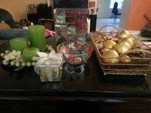Decorative items for sale for Sale in Fairfax, VA