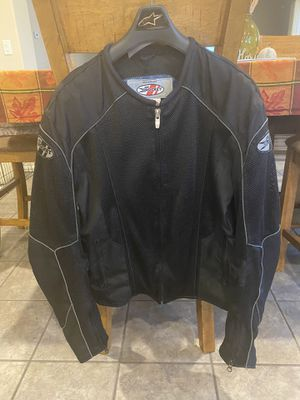 Motorcycle Jacket - Size Large - $40.00 for Sale in North Las Vegas, NV