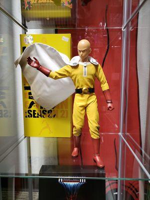 ThreeZero 1/6 Scale Saitama One Punch Man for Sale in Phoenix, AZ