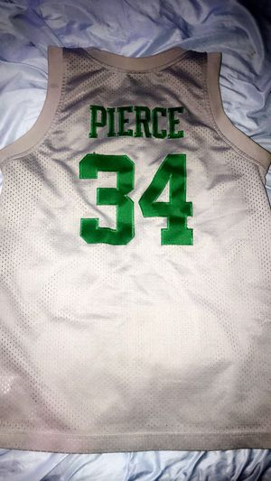 Paul pierce celtics jersey for Sale in Grand Prairie, TX