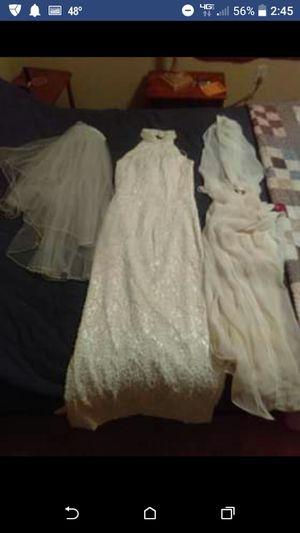 Wedding dress or prom dress for Sale in Selma, AL