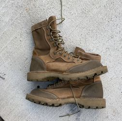 Wellco Military Boots. Like New / Worn Only A Couple Times. I Have So Many Pairs I Don't Need This Pair. for Sale in Lorton,  VA