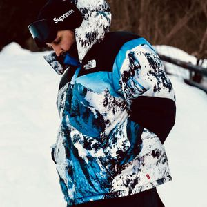 SUPREME x THE NORTH FACE BALTORO MOUNTAIN PUFFER JACKET DOWN FILL 700 NUPTSE STREETWEAR HYPEBEAST HOLOGRAPHIC EVEREST SKI SNOWBOARD WINTER SALE for Sale in Portland, OR