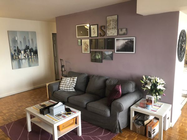 Gray IKEA Couch - Free!