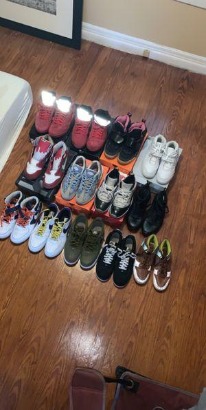 Jordan's Nike's 11.5-12 for Sale in Austin, TX