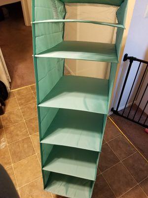 Closet 6 Compartment Organizer for Sale in Modesto, CA