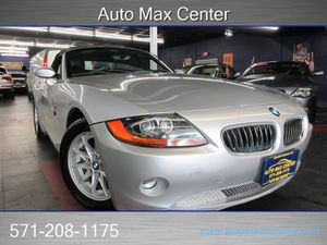 2003 BMW Z4 for Sale in  Manassas, VA