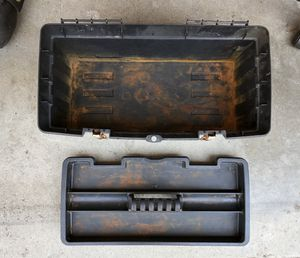 Tool box without the lid for Sale in Los Angeles, CA
