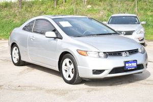 2006 Honda Civic Cpe for Sale in Fort Worth, TX