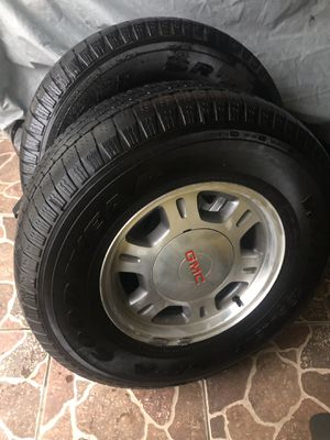 GMC tires for Sale in Kissimmee, FL
