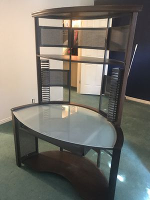 What are you waiting for? Best deal ever!Attractive, Modern Corner Computer/Printer Desk $55 OBO for Sale in Sandy, UT