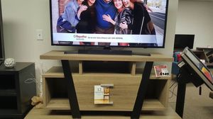 Sierra TV Stand up to 55in TVs, Dark Taupe, SKU 151309 for Sale in Garden Grove, CA