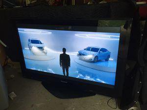 "PANASONIC 50"" PLASMA HDTV for Sale in Naperville, IL"