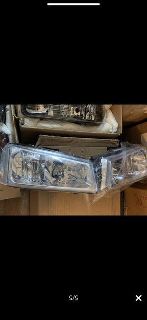 silverado avalanche headlights for Sale in Baldwin Park, CA