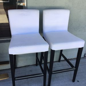 Two Bar Stools for Sale in Leesburg, FL