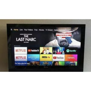 Plasma 60 Inch Tv With Amazon Fire Stick for Sale in Miami, FL